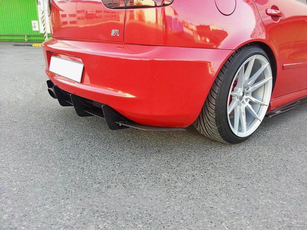 Dyfuzor Tylny Seat Leon Mk1 Cupra - GRUBYGARAGE - Sklep Tuningowy